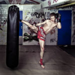 Muskelaufbau durch Kampfsport