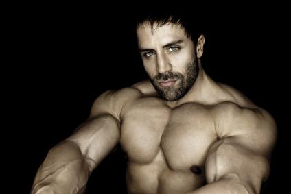 Die richtige Ernährung ist für den Muskelaufbau entscheidend