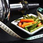 Muskelaufbau trotz Diät